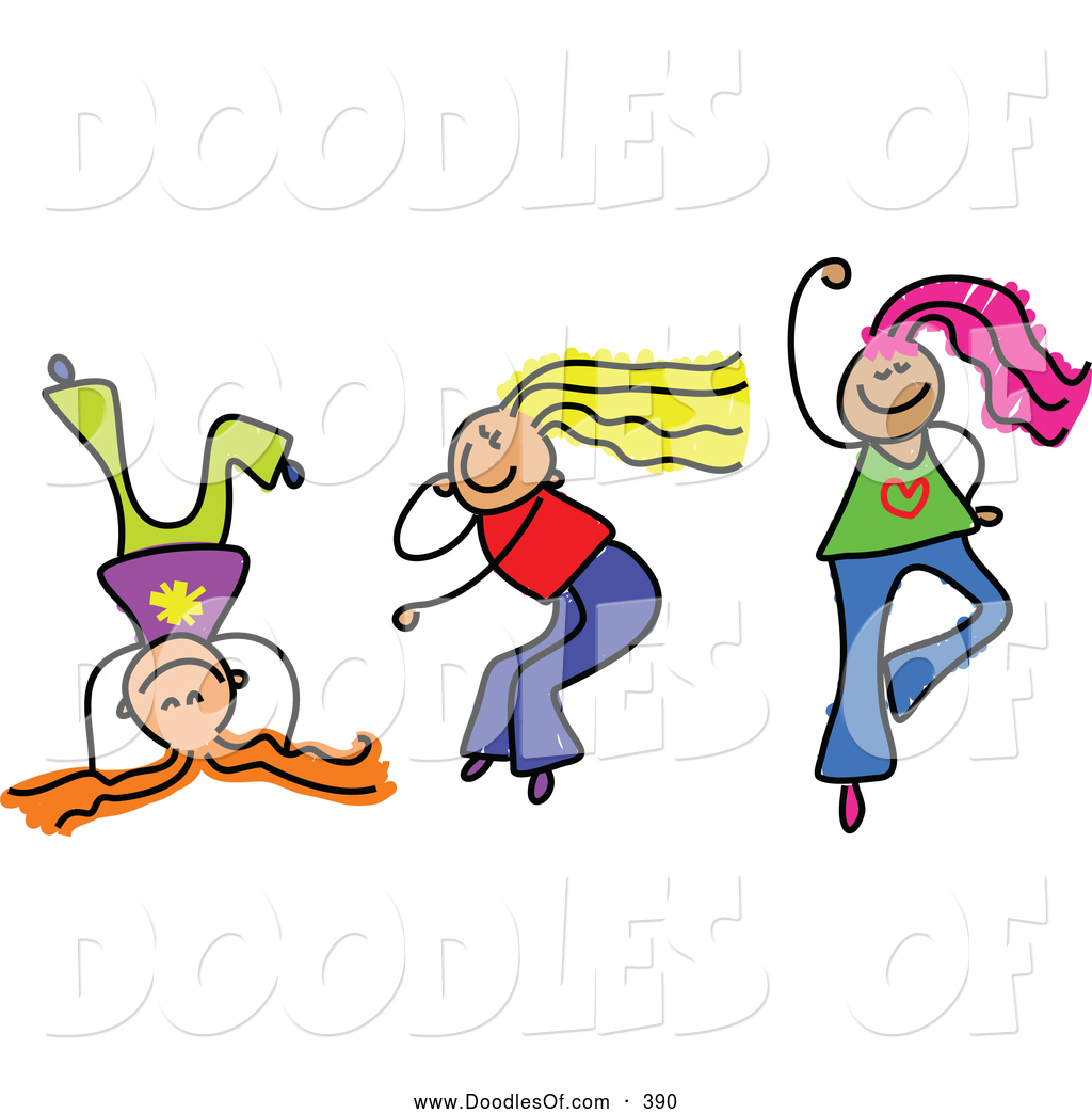 Three Girls Friendship Clipart | www.imgkid.com - The ...