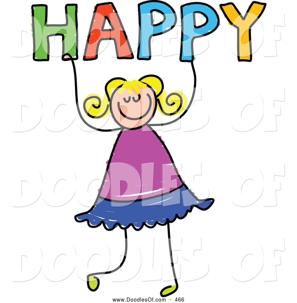 Clip Art Of Happiness